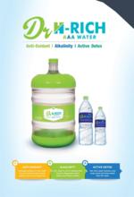H-Rich Alkaline 20 ltr Water