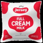 Jersey Full Cream Milk - 500 ml