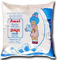 Amul Toned Milk - 500 ml