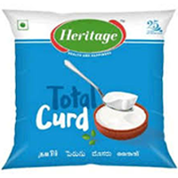 Heritage Curd packet - 500 grms