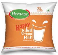 Heritage Full Cream Milk - 500 ml