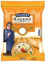 Daawat Rozana Basmati Rice - 1 kg
